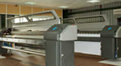 Impressão e gravação a laser