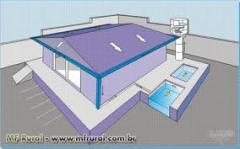 Projetos de sistemas de aguas pluviais