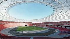 Сonstrução de estádios esportivos