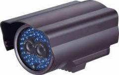Montagem de sistemas de vídeo vigilância