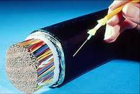 Redes de fibra óptica;