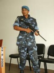 Vigilancia armada ou desarmada