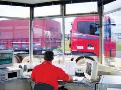 Оperações em Terminal Portuário