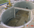 Construction of underground constructions of any complexity